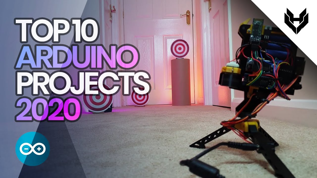 Download Top 10 Arduino Projects 2020 | Mind Blowing Arduino School Projects