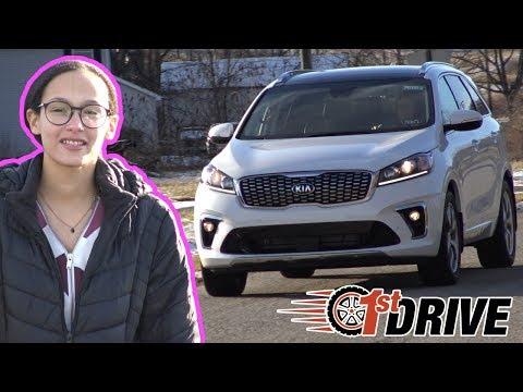 2019 Kia Sorento SX V6 Review and Test Drive