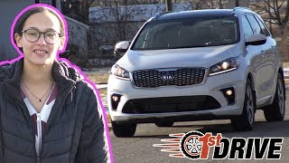 2019 Kia Sorento SX V6 Review and Test Drive