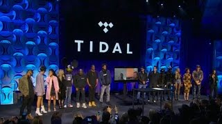 Jay Z's Tidal streaming service aims to make waves in music industry