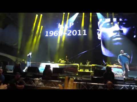 Eminem Live R.I.P Nate Dogg