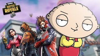 Stewie Griffin Plays Fortnite! (Season 9)