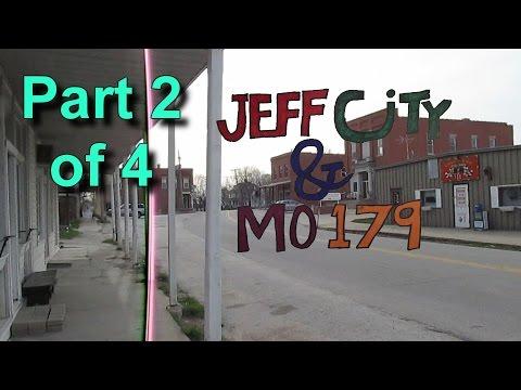 Jefferson City & MO Route 179 | 2 of 4 | Jefferson City to Lupus