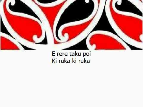 Waiata Tamariki - E Rere Taku Poi