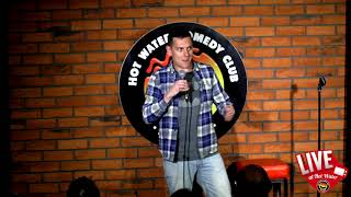 Sam Hughes | LIVE at Hot Water Comedy Club