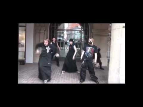 Cybergoth dance Gutalax