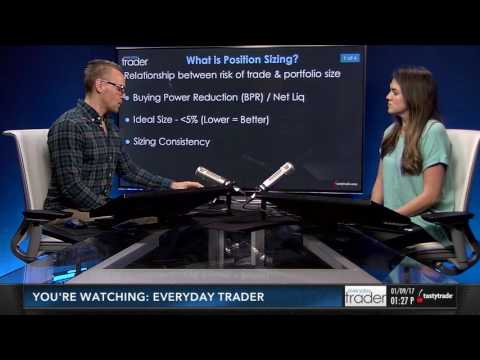 Keys to Efficient Trading - Position Sizing | Everyday Trader
