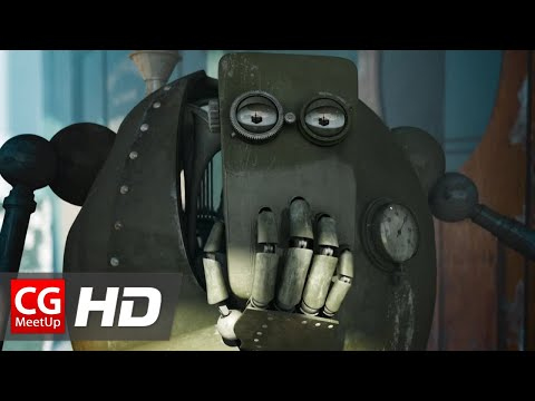 CGI Animated Short Film HD Bibo by Anton Chistiakov & Mikhail Dmitriev