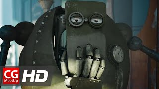 "CGI Animated Short Film HD ""Bibo"" by Anton Chistiakov & Mikhail Dmitriev 