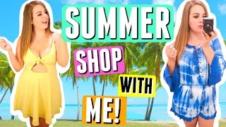 INSIDE THE DRESSING ROOM: SUMMER OUTFITS!! Curvy Girl Shopping Try On Haul + Summer Clothing Haul!