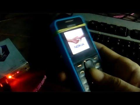 Mengatasi Nokia 105 Lupa Kode Pengaman | Nokia Stuck The Logo And Forgot The Security Code
