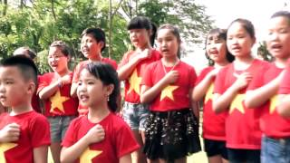 Tiến Quân Ca - Taca Emca [Official MV - Full HD]