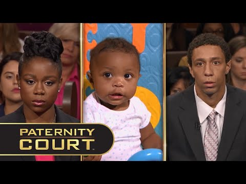 Man Says He Never Even Knew Woman's Name (Full Episode) | Paternity Court
