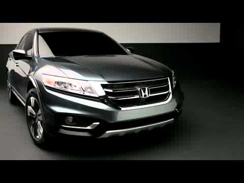 2013 Honda Crosstour Concept B Roll Youtube