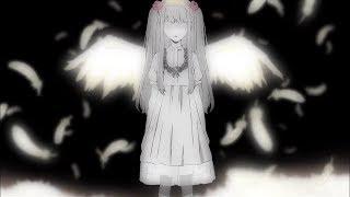Аниме клип - И крылья мои оборвались..