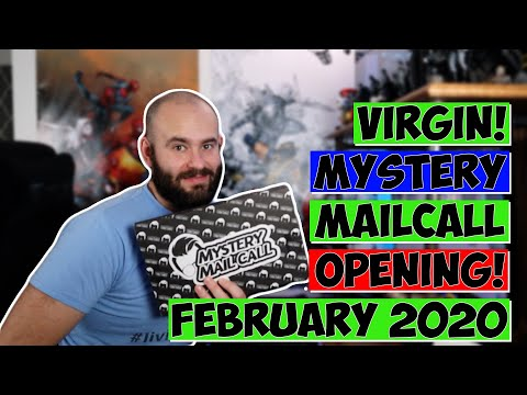 Mystery Mail Call Virgin Opening February 2020! from YouTube · Duration:  4 minutes 56 seconds