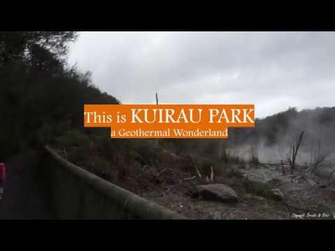 Kuirau Park - Rotorua