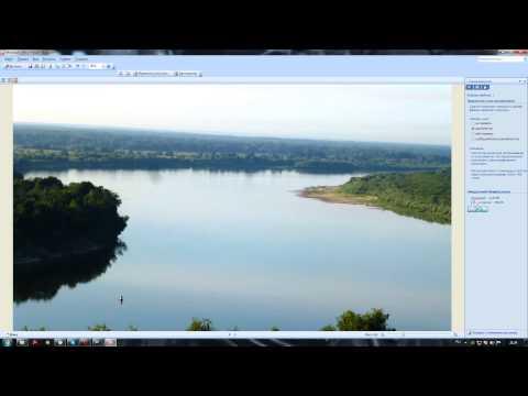 Сжатие фото при помощи Microsoft Office Picture Manager mp4