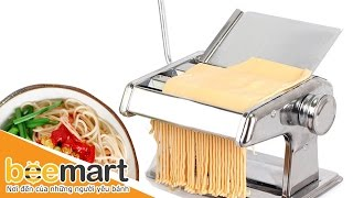 Hướng dẫn cách sử dụng máy cán mì - BEEMART