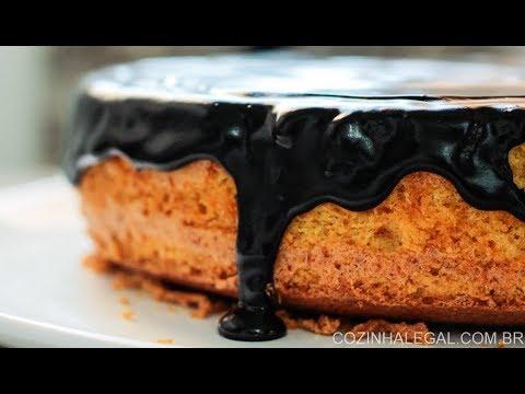 Cobertura de Chocolate  para Bolos #22