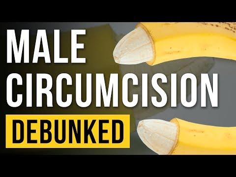 Male Circumcision – Debunked