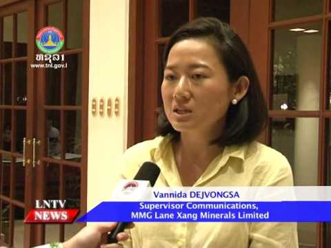 Lao NEWS on LNTV: New Zealand is glad to be a part of HRD in Laos.19/8/2016