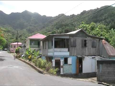 Castle Bruce Commonwealth of Dominica