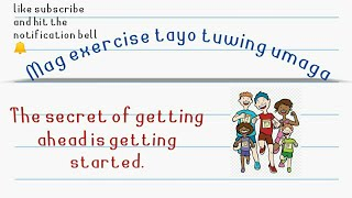 How to start running for beginners. Just click CC for English subtitles