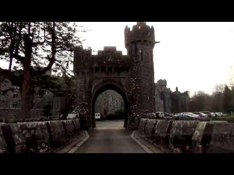 entering ashford castle