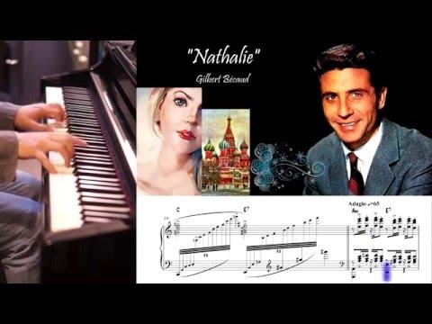 "Gilbert Bécaud-""Nathalie""- Piano Cover"