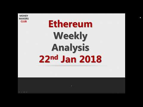 Ethereum (ETH) | Technical Analysis | Weekly Forecast   22 December, 2018