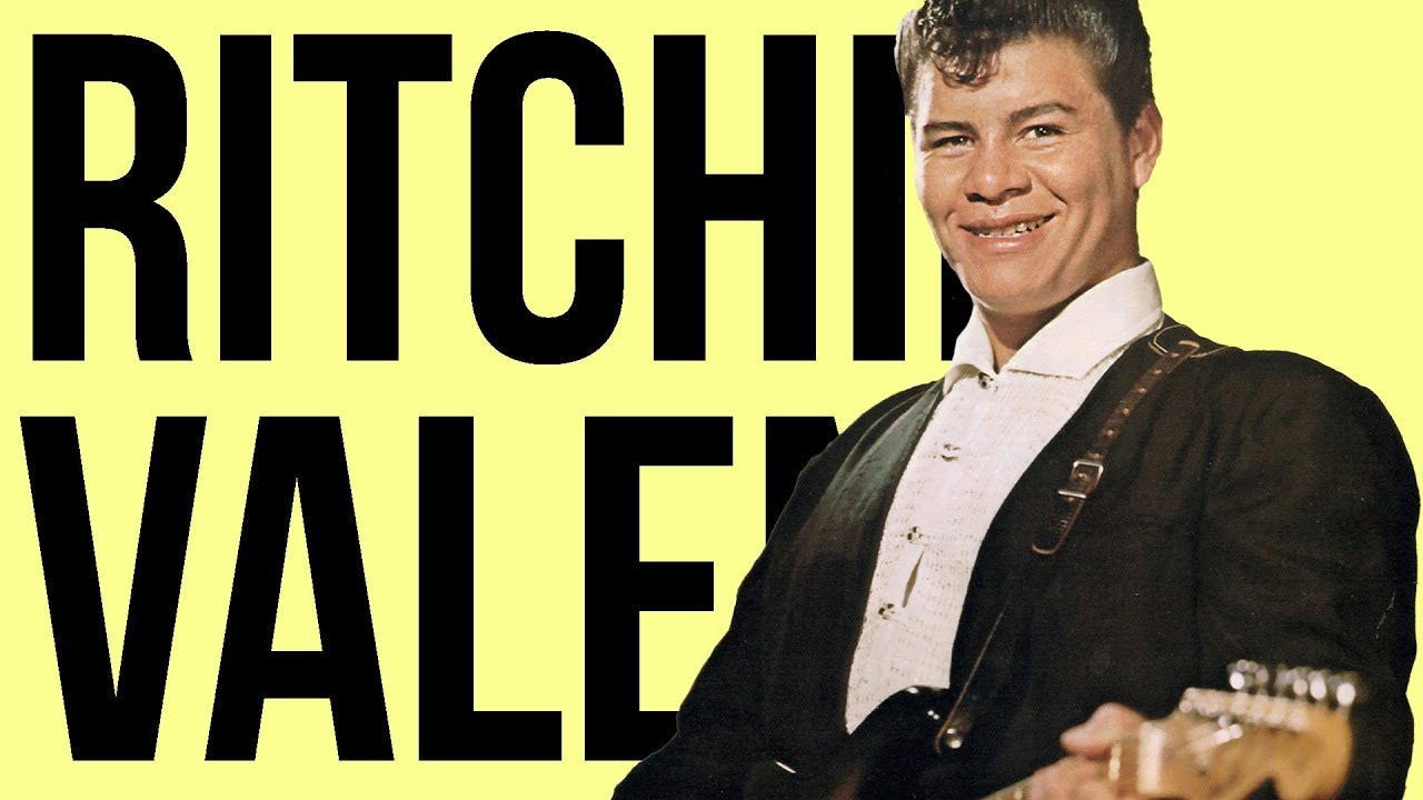 Ritchie Valens Predicted His Own Death?10 Facts about Ritchie Valens The King of Latin Rock&Roll