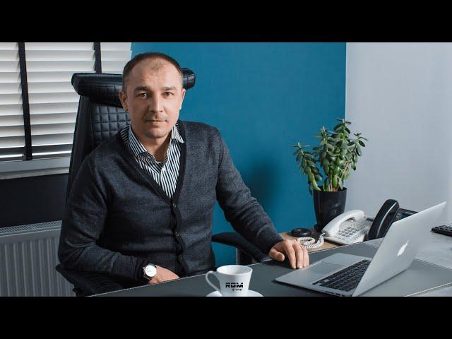 Звернення засновника RGM group Сергія Голуба до майбутніх співробітників компанії