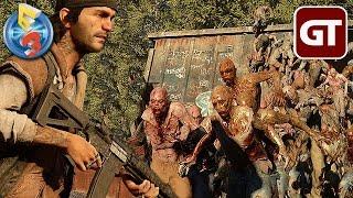 Die perfekte Zombie-Welle auf PS4 | DAYS GONE in der E3-Auswertung - Trailer-Check zum Gameplay
