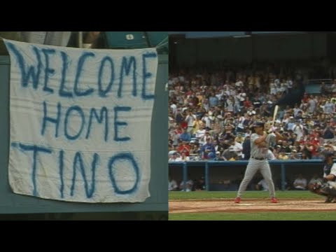 STL@NYY: Tino homers twice, Yankees fans applaud