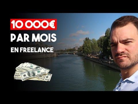 FREELANCE INFORMATIQUE : 10 000€ PAR MOIS EN 5 ÉTAPES
