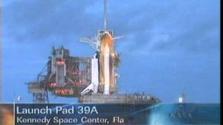 STS-135 Atlantis NASA TV Launch Coverage Introduction