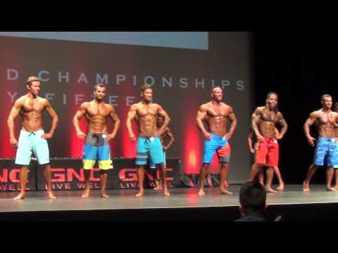 OPA MEN'S PHYSIQUE, MISSISSAUGA LIVING ARTS CENTRE, 2015, CLASS B