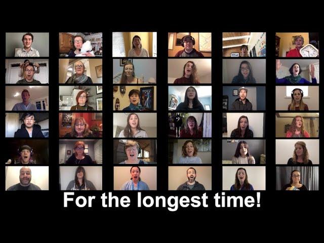 It seems like 'The Longest Time...' Michelle Yauger