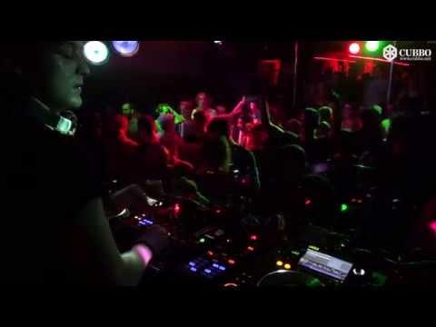 Videoset Roman Weber at MOOG, Barcelona Spain 26.04.2015