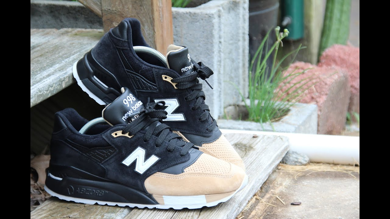 separation shoes dc5a7 14f6b New Balance 998 Premier