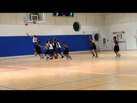 Miami Gardens Ballers vs Gwen Cherry Bulls 3-4-05