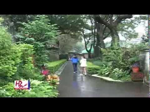 Haïti-Taiwan: Visite dans les jardins de la Famille Lin