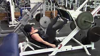 When Does The Leg Press Become A More Useful Exercise Than The Barbell Squat?
