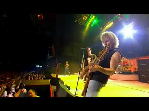 Poison   Fallen Angel & Talk Dirty To Me (live)