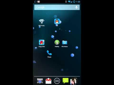 CyanogenMod Screen Recording Feature