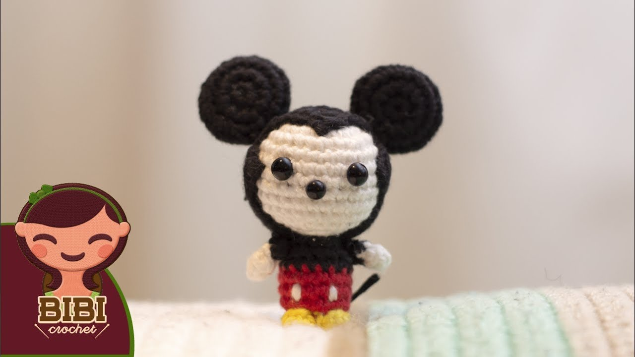 mickey – Page 2 – Amigurumi Patterns | 720x1280