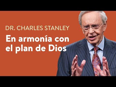 En armonía con el plan de Dios – Dr. Charles Stanley