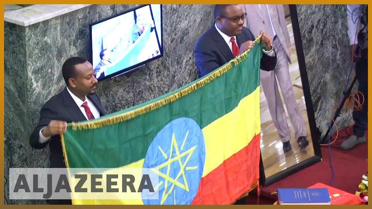 ?? ?? Ethiopia, Eritrea sign 'declaration of peace and friendship' | Al Jazeera English