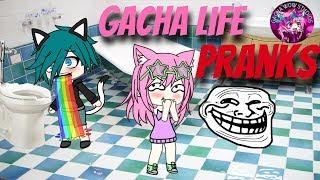 Gacha Story|Prank Wars|Zack and Angela|Gacha Life